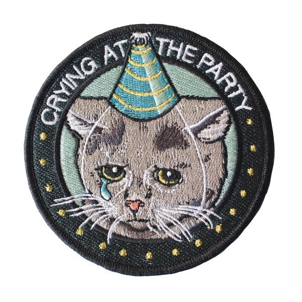 """We worked with Allison Weiss to design a series of 3 patches based on the lyrics from her new album New Love. This patch is inspired by the song """"Back To Me"""". Your purchase of any patches from this co"""