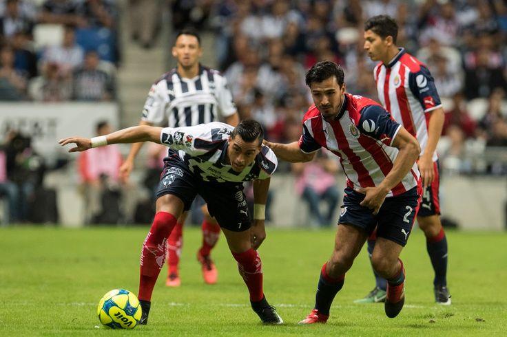 RAYADOS VS CHIVAS, POR SU BOLETO A LA FINAL DE LA COPA MX Las Chivas enfrentan esta noche al Monterrey en busca de llegar a su tercer partido por el título desde que el argentino Matías Almeyda tomó las riendas del equipo.