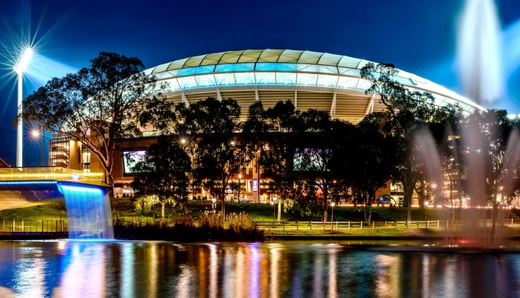 Adelaide Oval South Australia by Colin Ponting on 500px