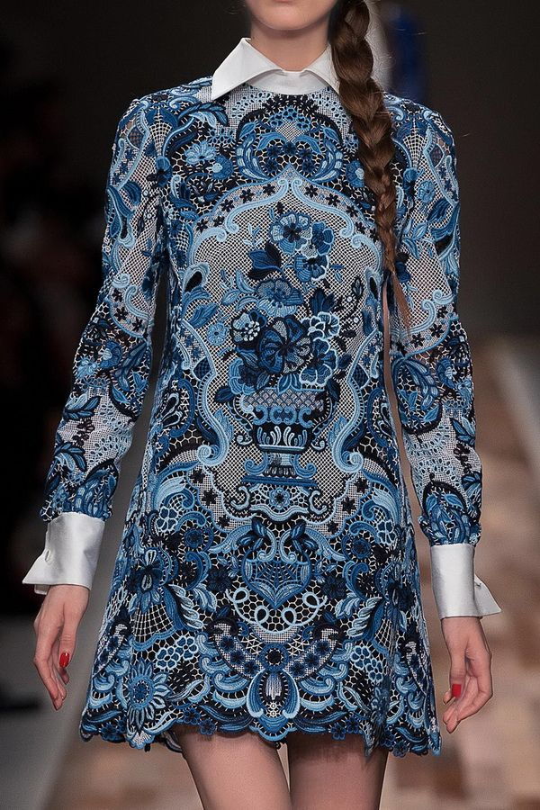 Valentino Irish Lace Crochet                                                                                                                                                                                 More