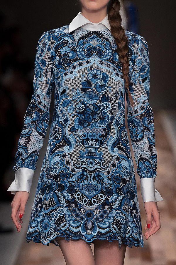 Valentino Irish Lace Crochet                                                                                                                                                                                 More