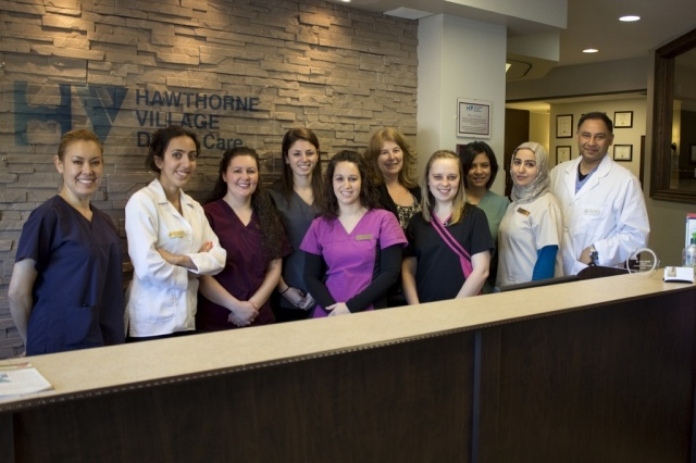 Raise your hand if you like going to the dentist… We at Discover Milton (DM) agree that it isn't one of our favourite things to do either. Dr. Raju Sarna of Hawthorne Village Dental is working to change that.