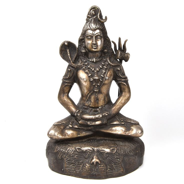In This Holy Month of  Shravan Welcome #‎Lord Shiva With Indianshelf https://www.indianshelf.in/bronze-shiva  #‎shravanmonth