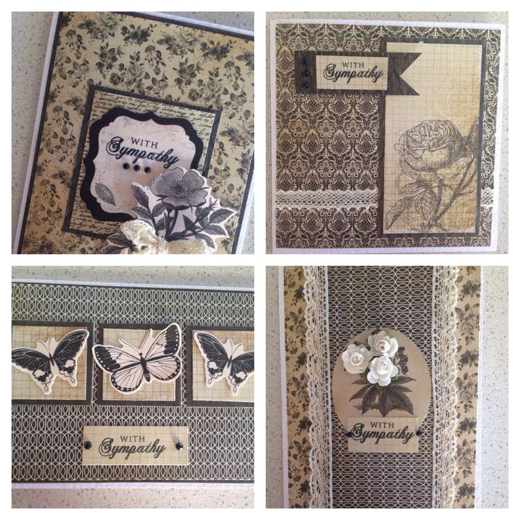 Kaisercraft Art of Life cards