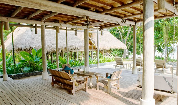Private Beachfront Resort: Nikoi Island, Bintan, Indonesia