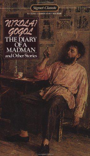 Diary of a Madman - Nikolai Gogol [Ditari i një të çmenduri - Nikolai Gogol]