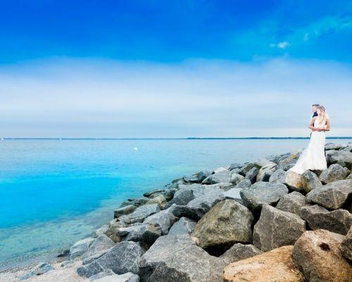 Mallorca Fotograf am Strand von Mallorca
