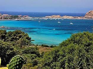 Ile Rousse beach  Corsica