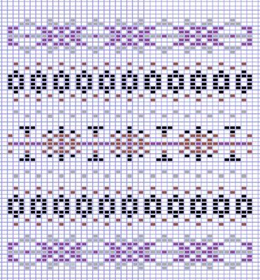 37 best Fair Isle Charts images on Pinterest | Cross stitches ...