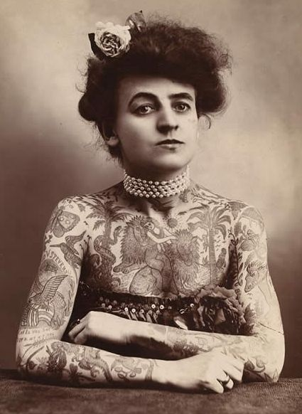 History of Hip:  A Brief History of Tattooing
