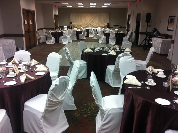 Burlington Room Wedding - Holiday Inn Burlington Hotel & Conference Centre