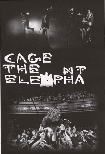 An awesome poster of Matthew Shultz and Cage the Elephant giving 110% for a live audience! Ships fast. 24x36 inches. Need Poster Mounts..? bm2268 pw51867F