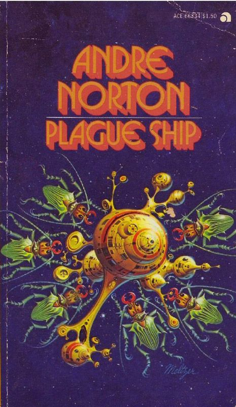 The fabulously surreal sci-fi book covers of Davis Meltzer | Dangerous Minds