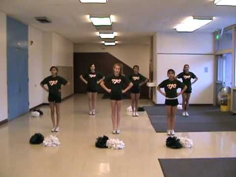 TJC Football Cheers 2 - YouTube