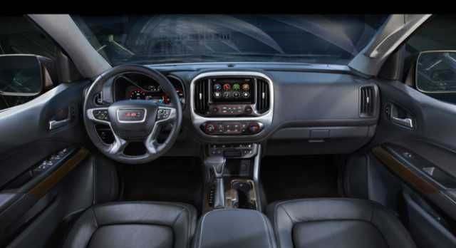 2016 GMC Canyon In