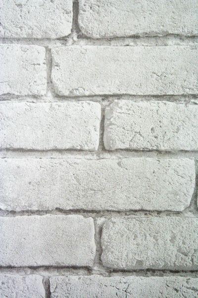 Ben's rockett st george white brick wallpaper