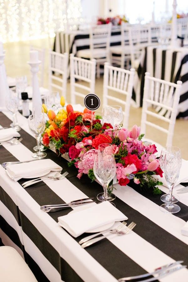 Classy Colorful South African Wedding at Talloula