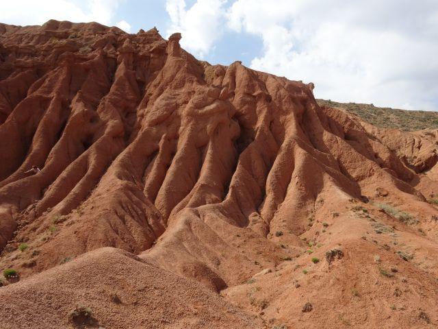 Reisebericht von Beatrice Sonntag aus Kirgistan, dem Land der Süßigkeiten, Gebirgsseen, abenteuerlichen Toiletten und gigantischen Wassermelonen.
