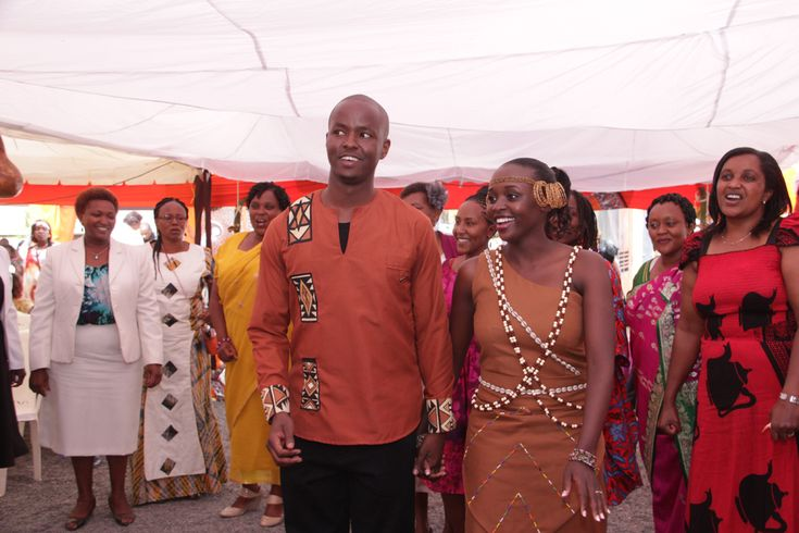 Ngurario Wedding Ceremony -Traditional Kikuyu Marriage