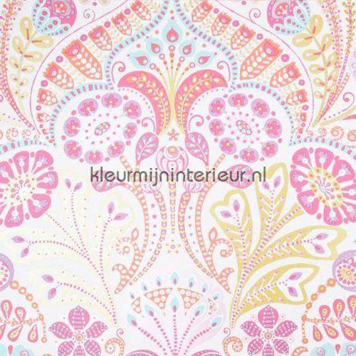 Motif des fleurs pastel behang 354001 uit de collectie Tout Petit van Eijffinger koop je bij kleurmijninterieur
