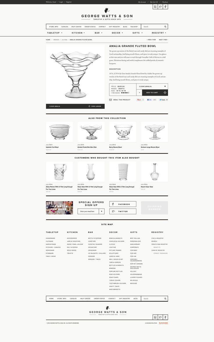 E COMMERCE: 12 Examples of Minimal & Clean E-Commerce Design