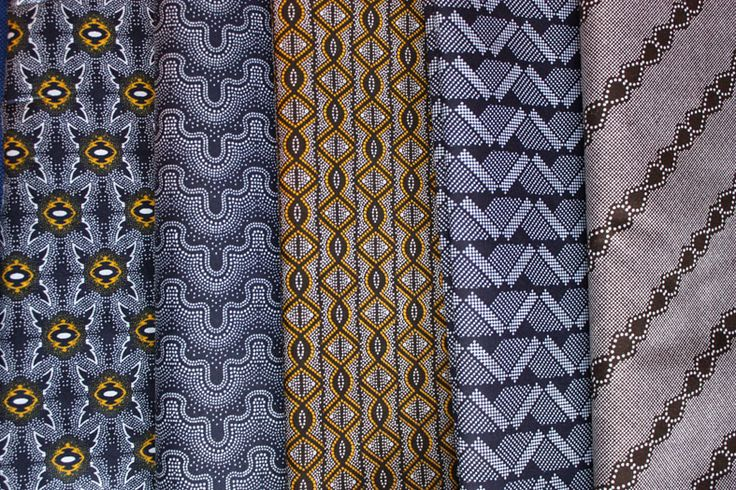 Shweshwe fabric Intense simplicity, Profound beauty of order and pattern