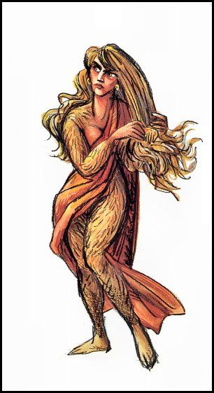 Gorgades- medieval legend: race of extremely hairy humanoids, even the women were hairy