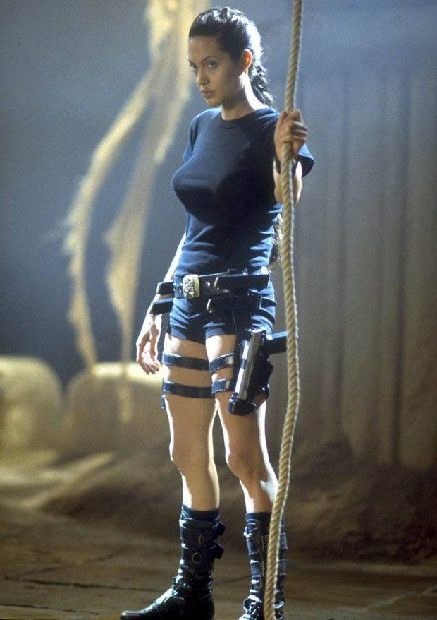 Lara Croft - Angelina Jolie - Tomb Raider
