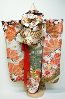 kimono #furisode