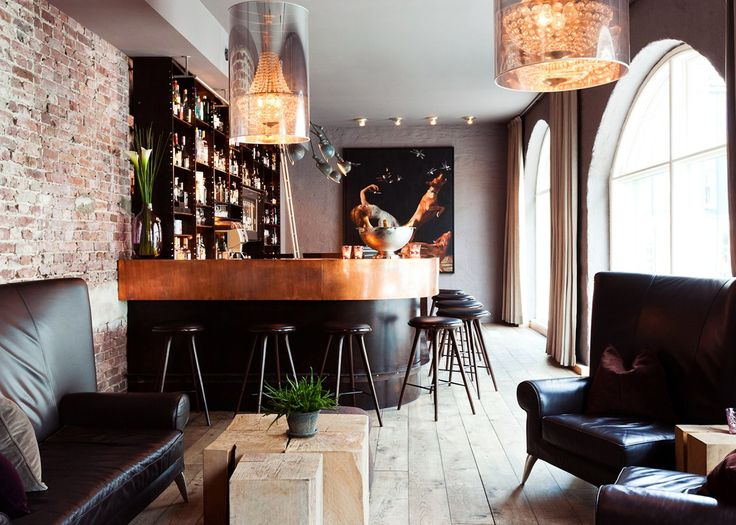 Our recommended hotel in Ålesund. Very nice, very stylish and excellent sea food!