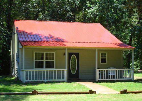 Building Small Inexpensive Homes