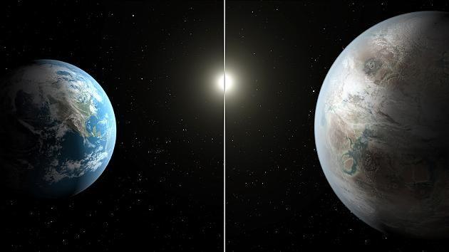 Live-Stream, Nasa, Kepler 2015- erster erdähnlicher Planet entdeckt- Wasser möglich-1400 Lichtjahre entfernt-1.5 mal so groß wie die Erde