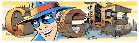 Will Eisner's 94th Birthday  American comics pioneer and creator of The Spirit,