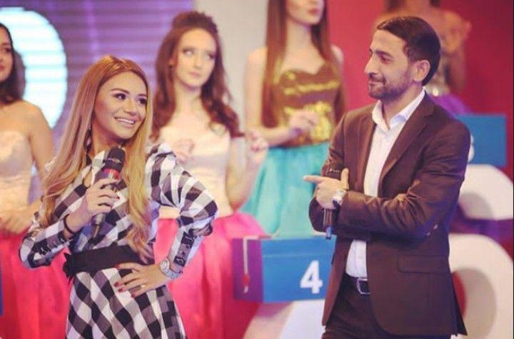 Turkan Velizade Ve Perviz Bulbule Talk Show Scenes Talk