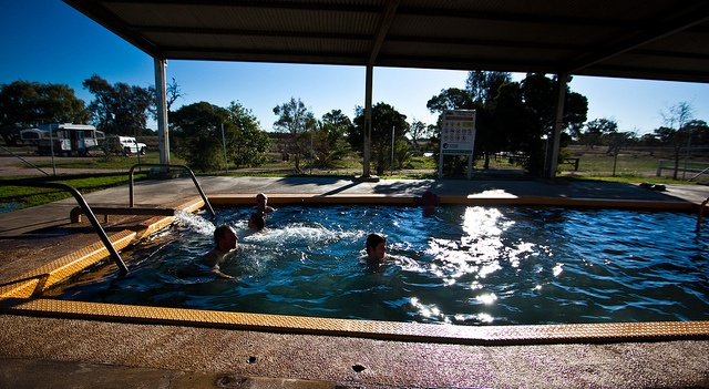 A great photo of the Pilliga bore Baths (via Flickr),Narrabri Shire