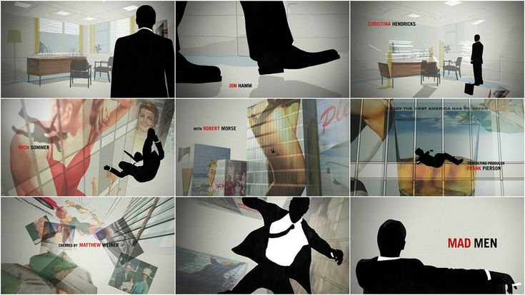Mad Men Title Sequence