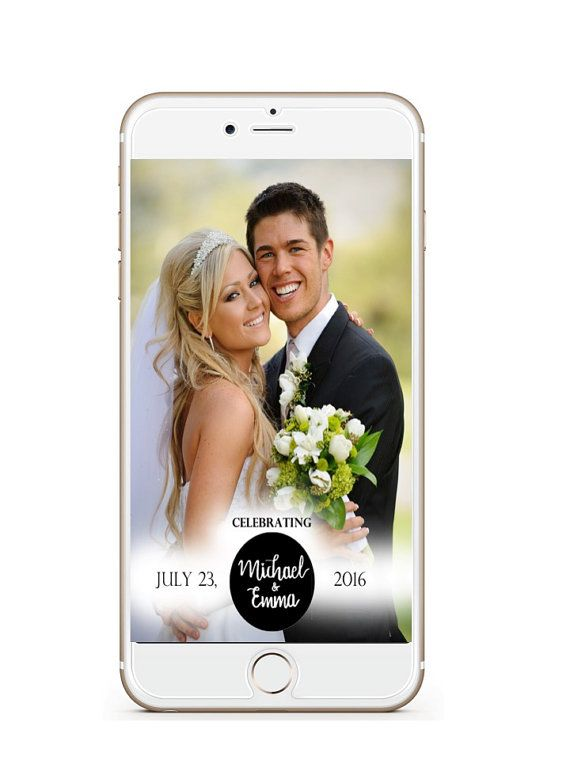 29 Best Images About Snapchat Geofilter Wedding On