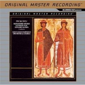Prokofiev: Alexander Nevsky; Lieutenant Kijé [Hybrid SACD] (Audio CD)  http://234.powertooldragon.com/redirector.php?p=B000BJNTUI  B000BJNTUI
