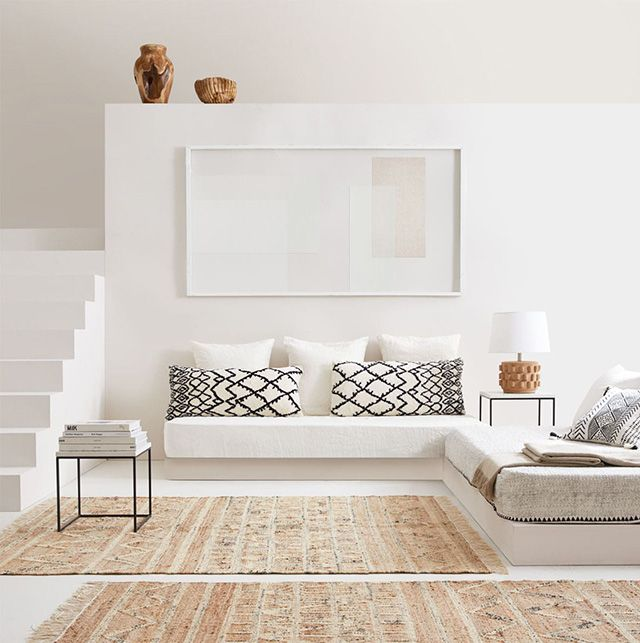 T D C Peaceful Living With Zara Home Home Room Design Zara Home Rugs Home Living Room Peaceful living room decorating ideas