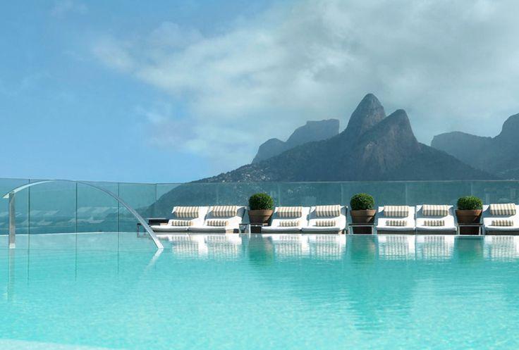 Hotel Fasano Rio de Janeiro |