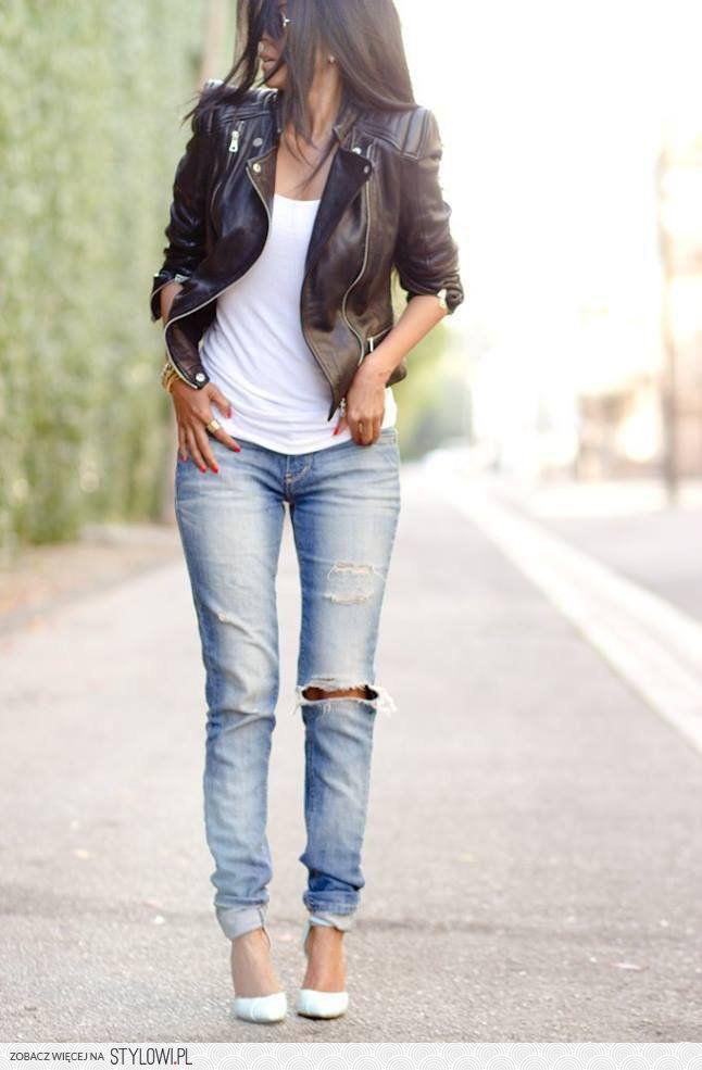 moda damska na luzie