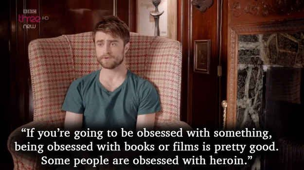 "Here's What The ""Harry Potter"" Stars Have Got To Say About Their Most Obsessive Fans"