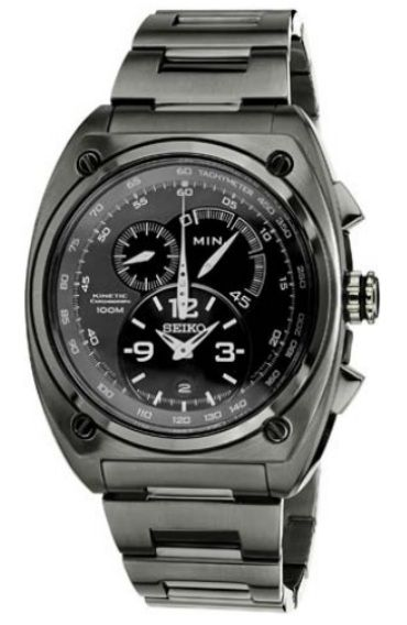 Seiko Kinetic Chronograph Limited Edition Men Watches # SNL073, Seiko Kinetic @ www.Bodying.com