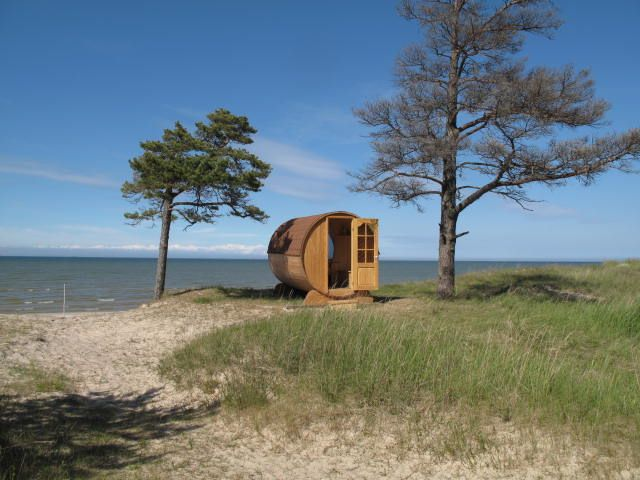 #Beach, #Hut, #Latvia, #Tourism