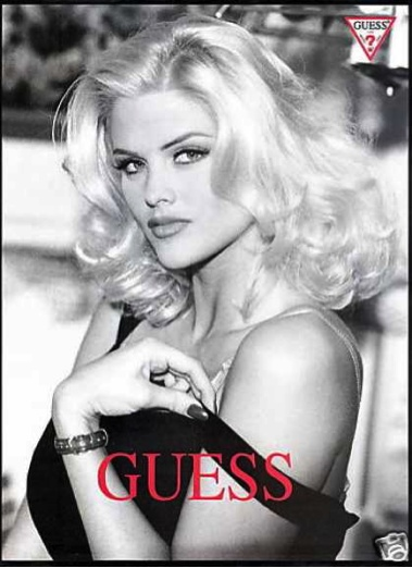 Anna Nicole Guess Jeans