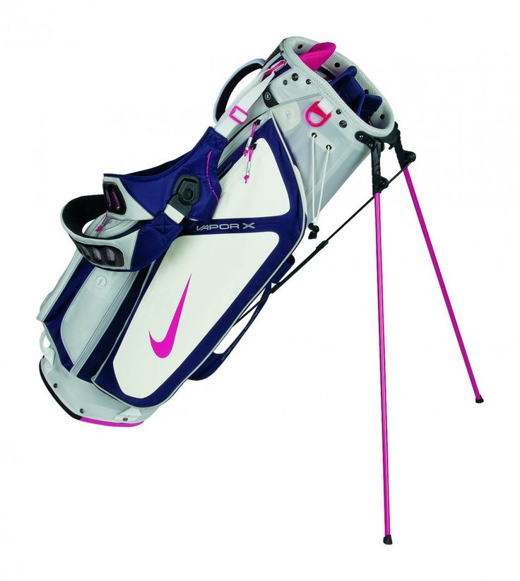 nike golf pink vapor bag | Nike 2013 Womens Vapor X Carry Bag - Golf Dimensions Superstore