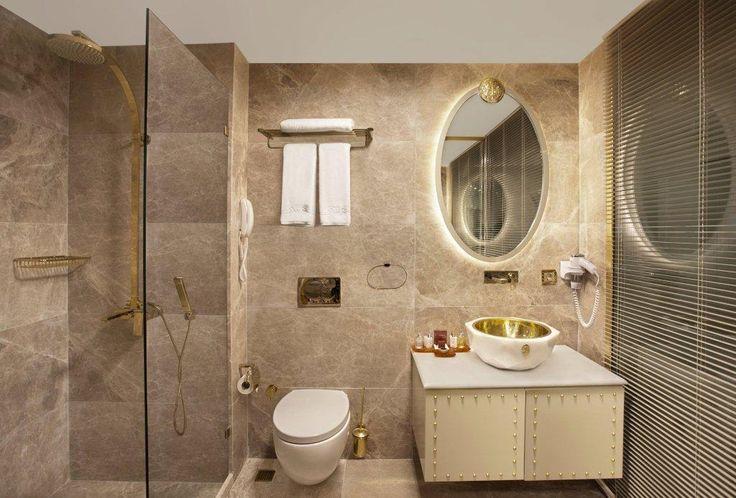 Connected Room Bath #istanbul #istanbulhotels #sultanahmet #luxurybath #designhotel
