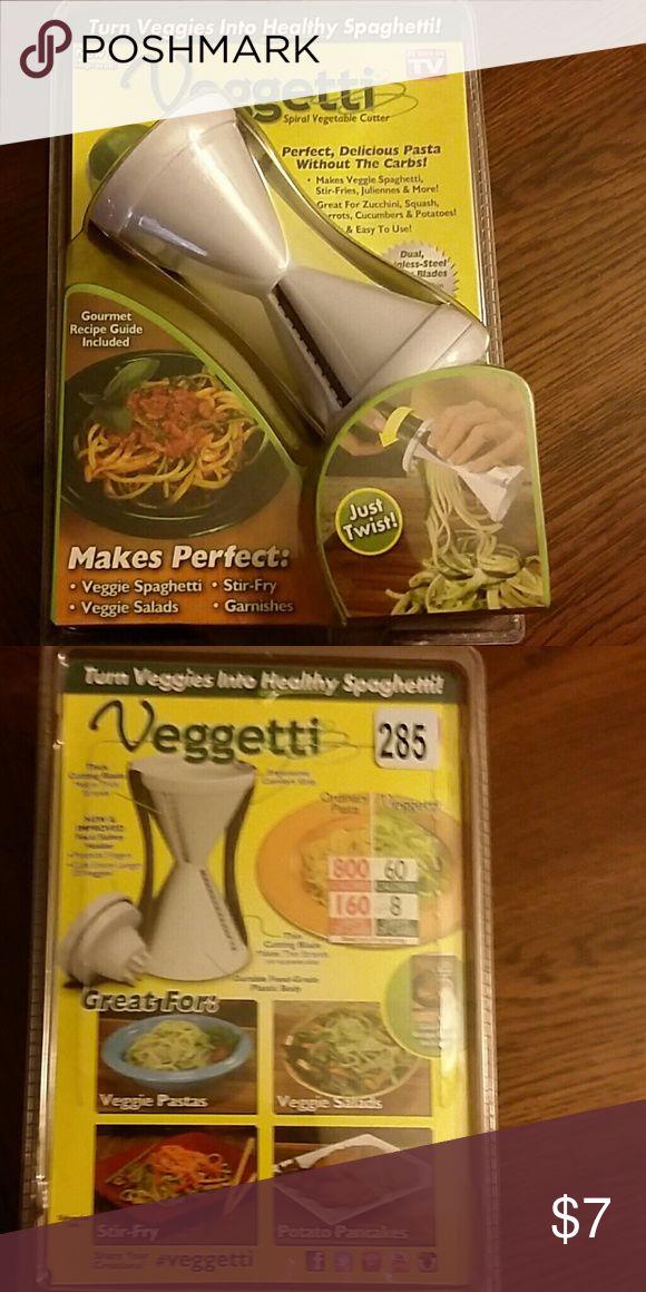 Veggetti Veggie  pasta maker Other