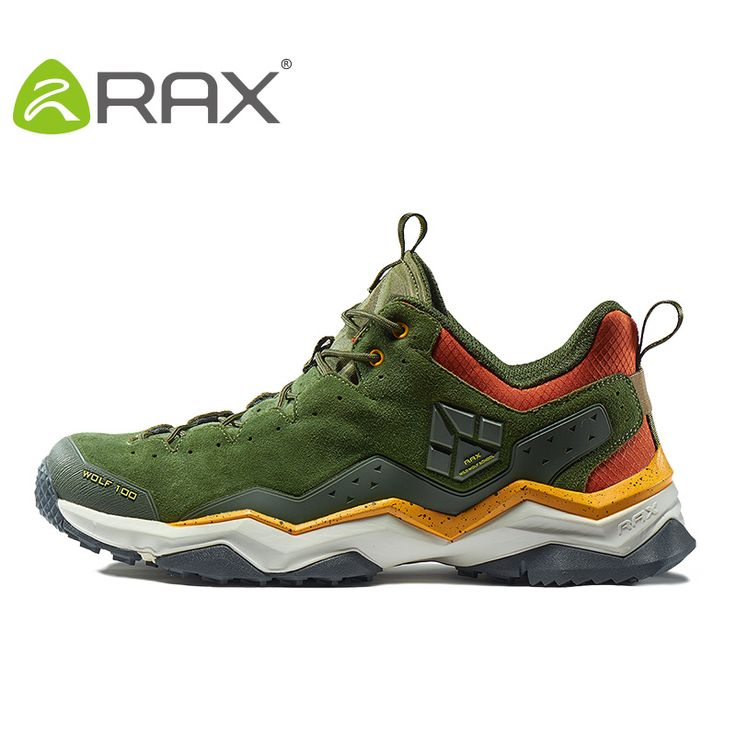 RAX 2017 New Breathable Hiking Shoes For Men Brand Women Sports Shoes Mens Sneakers Outdoor Mountain Shoes Hiking Boots Man