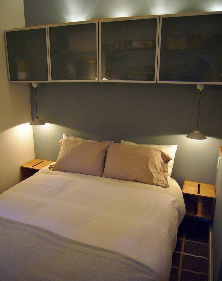 Интерьер и дизайн маленькой спальни: лучшие идеи для небольшой комнаты